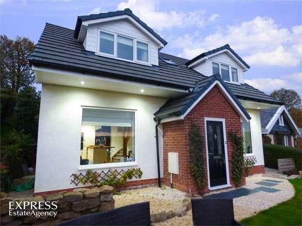 3 Bedrooms Detached House for sale in Long Lane, Pleasington, Blackburn, Lancashire