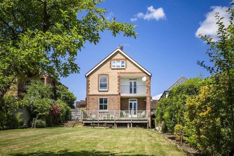 5 Bedrooms Detached House for sale in East Cliff Road, Tunbridge Wells