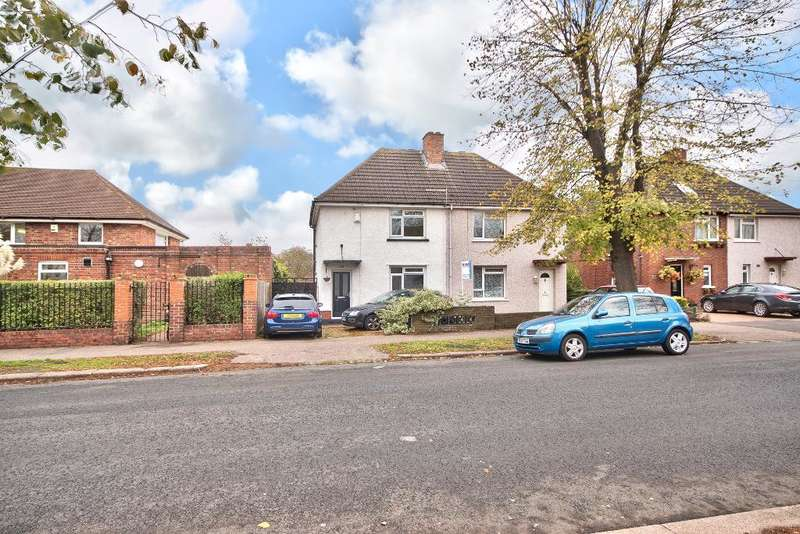 2 Bedrooms Semi Detached House for sale in Barford Avenue, Bedford, MK42 0DS