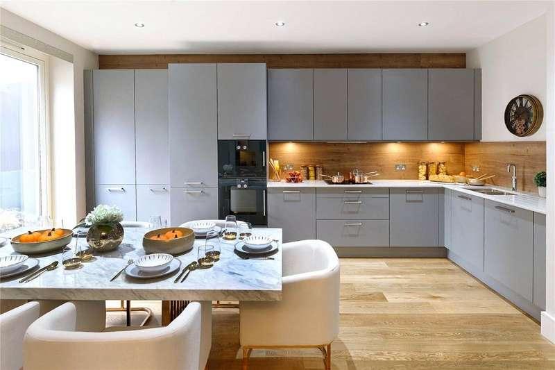 2 Bedrooms Flat for sale in Plot 56 - Park Quadrant Residences, Glasgow, G3