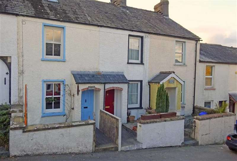 2 Bedrooms Cottage House for sale in Penny Bridge, Cumbria