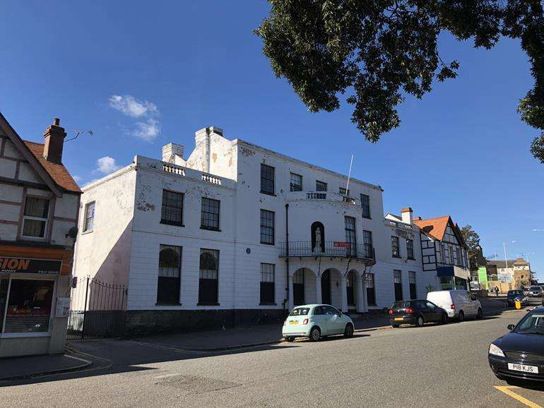 Plot Commercial for sale in Townley House, Chatham Street, Ramsgate, CT11 7PR