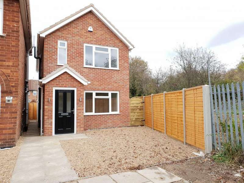 3 Bedrooms Detached House for sale in Walcote Road, Rushey Mead, Leicester