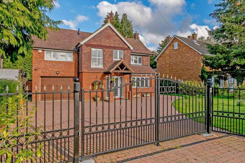 5 Bedrooms Detached House for sale in Todds Green, Stevenage, SG1