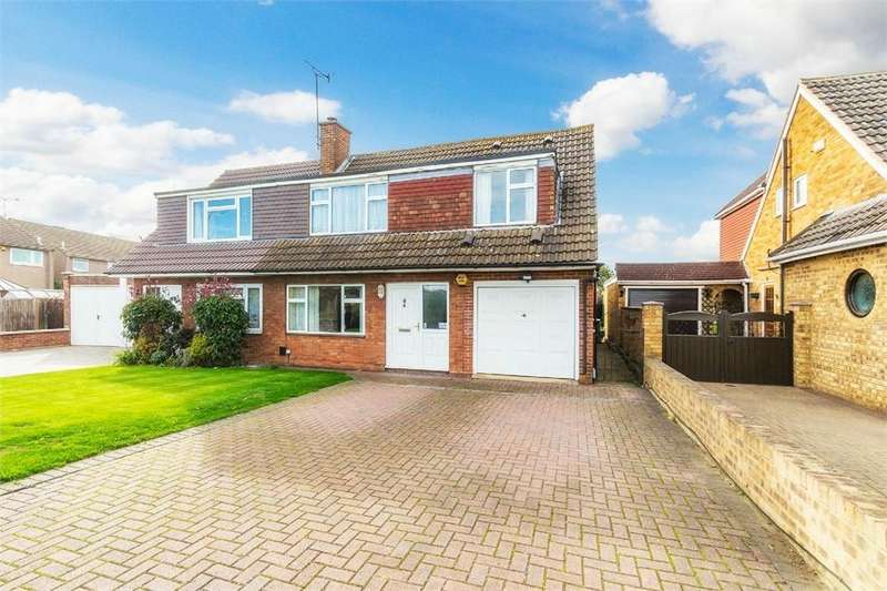 4 Bedrooms Semi Detached House for sale in Market Lane, Langley, Berkshire