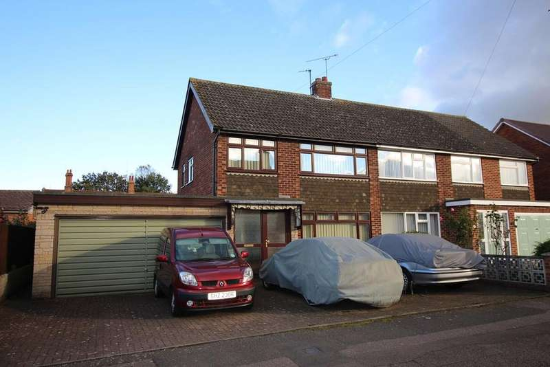 3 Bedrooms Semi Detached House for sale in Victoria Road, Shefford, SG17