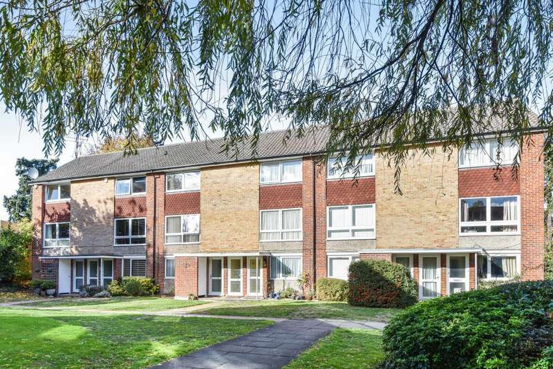 2 Bedrooms Flat for sale in Fernley Court, Maidenhead, SL6