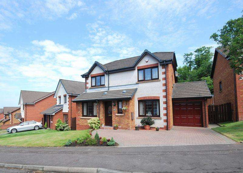 4 Bedrooms Detached Villa House for sale in 74 Stobhill Crescent, Ayr, KA7 3LU