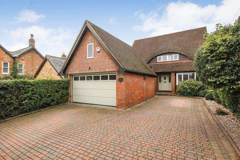4 Bedrooms Detached House for sale in The Pathway, Maulden
