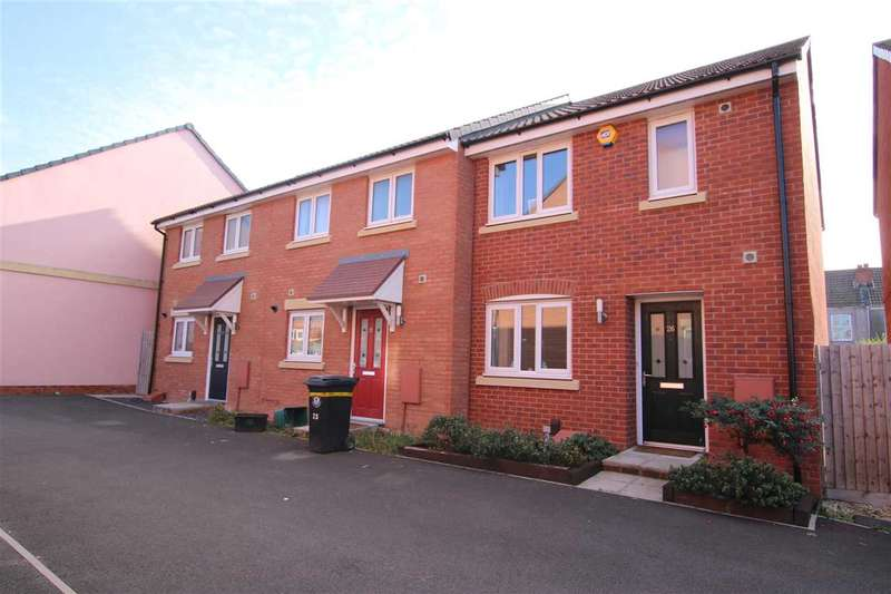 2 Bedrooms Terraced House for sale in Brickworks Close, Speedwell, Bristol