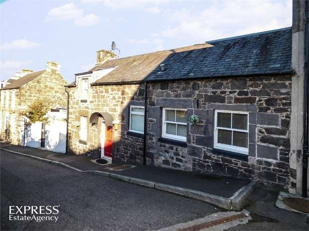 2 Bedrooms Semi Detached House for sale in Mason Street, Newburgh, Cupar, Fife