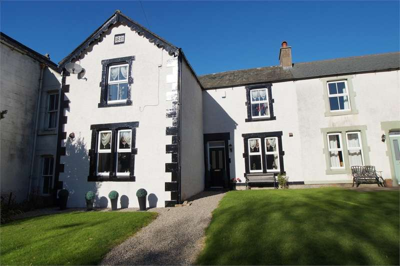 4 Bedrooms Terraced House for sale in CA18 1SW, Ravenglass, Cumbria
