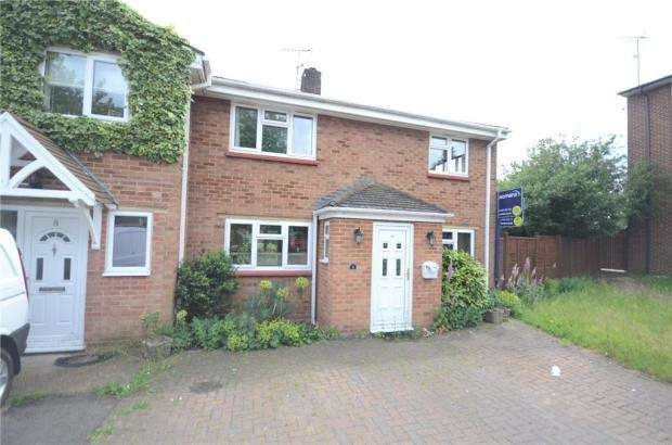 3 Bedrooms Semi Detached House for sale in The Shaw, Cookham, Berkshire