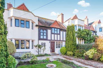 4 Bedrooms Terraced House for sale in Budleigh Salterton, Devon