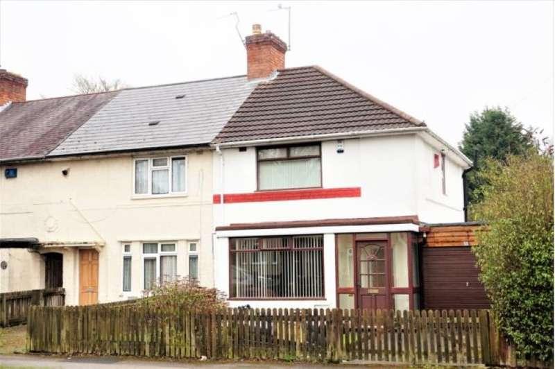 Semi Detached House for sale in 55 Gospel Farm Road, Birmingham, West Midlands