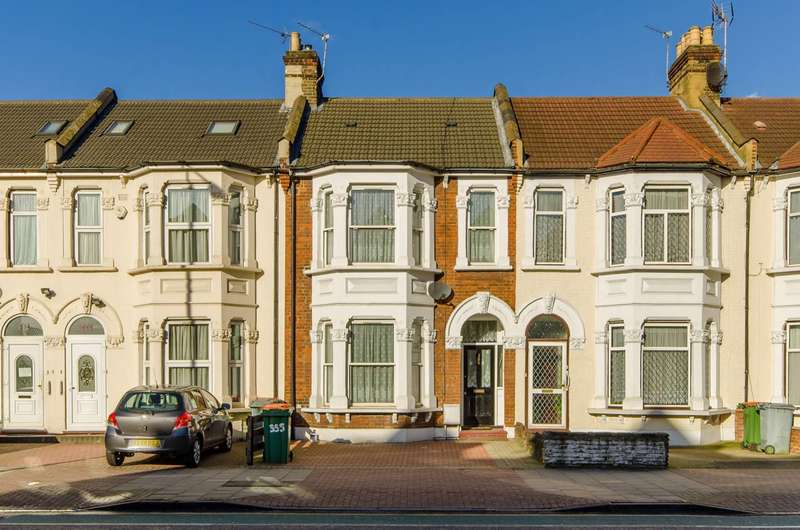 3 Bedrooms House for sale in Romford Road, Forest Gate, E7