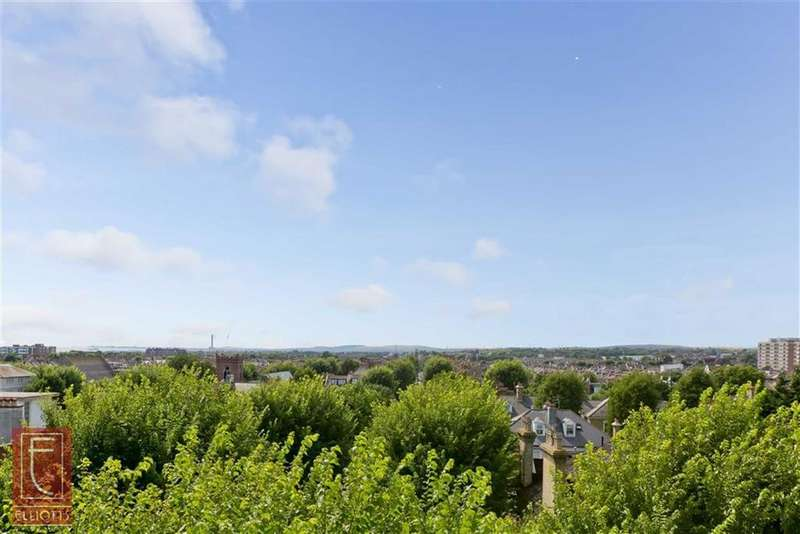 5 Bedrooms Apartment Flat for sale in Gainsborough House, Hove, East Sussex