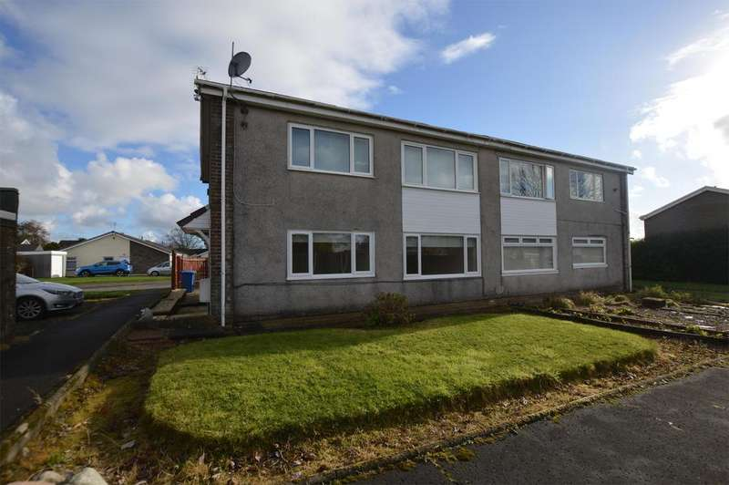 2 Bedrooms Ground Flat for sale in 53 Glenbervie Drive, KILWINNING, KA13 6QH