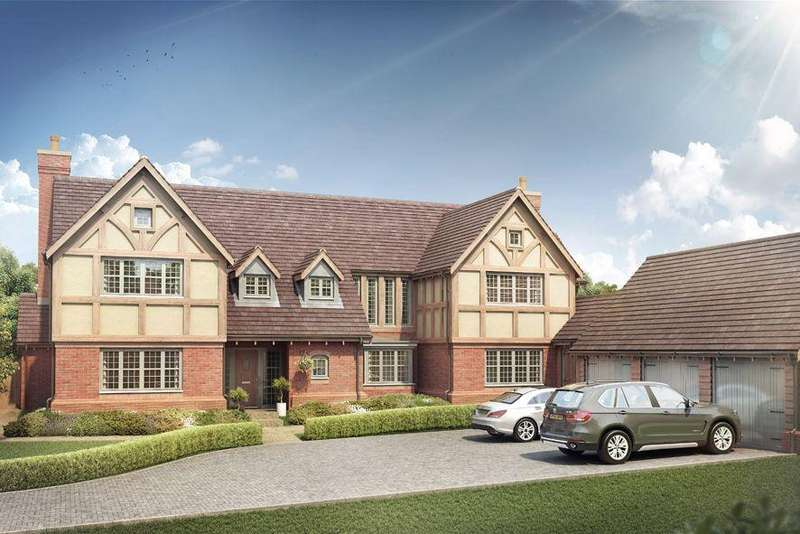 5 Bedrooms Detached House for sale in The Hallwood, Purbeck Grange, Headland Road, Welford-on-Avon, CV37