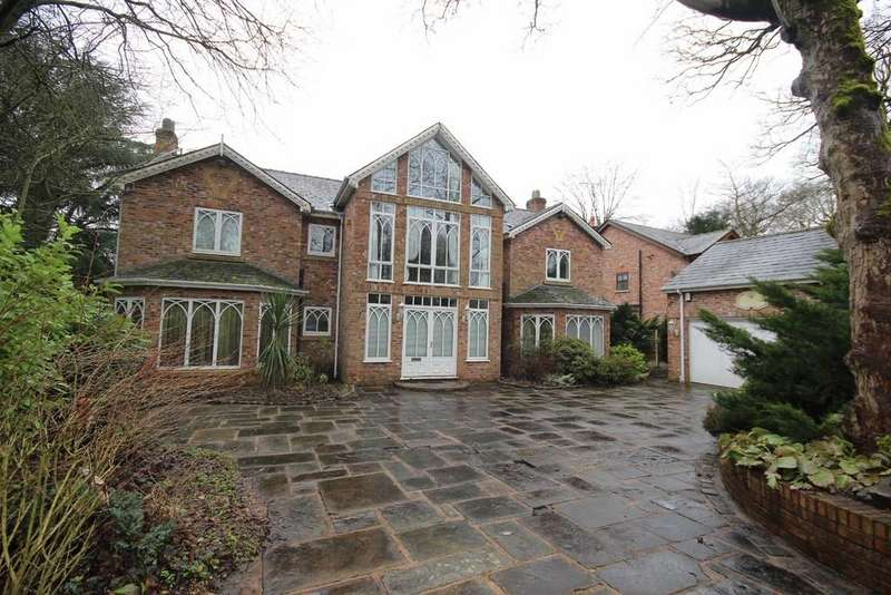 4 Bedrooms Detached House for sale in Chatsworth Road, Worsley