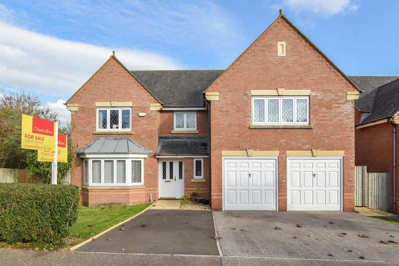 5 Bedrooms Detached House for sale in Purslane Drive, Bure Park, OX26
