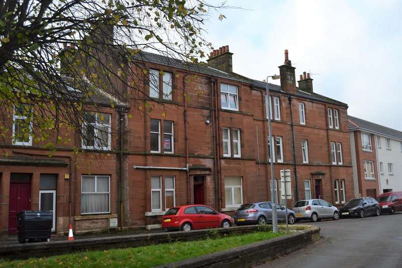 1 Bedroom Flat for sale in Seamore Street, Largs KA30