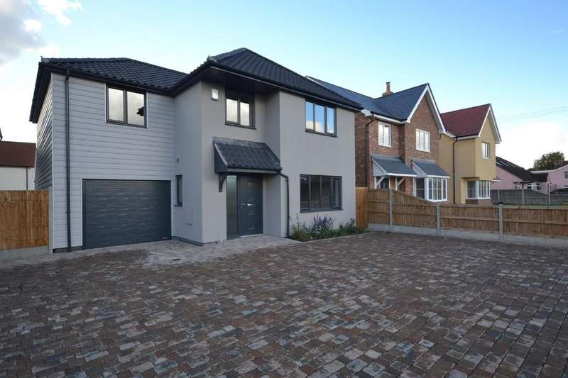 5 Bedrooms Detached House for sale in Ardleigh Road, Great Bromley