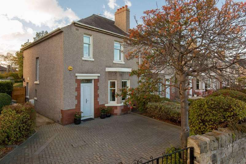 3 Bedrooms Semi Detached House for sale in 72 Granton Road, Trinity, EH5 3RD