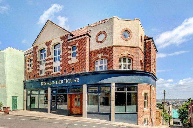 2 Bedrooms Apartment Flat for sale in Kingsdown Parade, Kingsdown