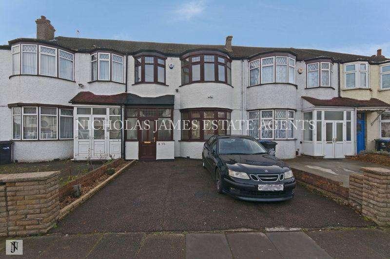3 Bedrooms Terraced House for sale in 3 bedroom Mid-Terraced House in Enfield N9