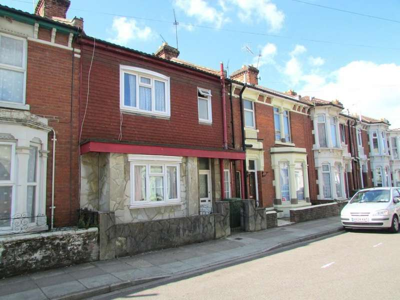 3 Bedrooms Terraced House for sale in Sandringham Road, Fratton , Portsmouth