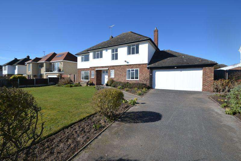 4 Bedrooms Detached House for sale in Stanley Road, Hoylake