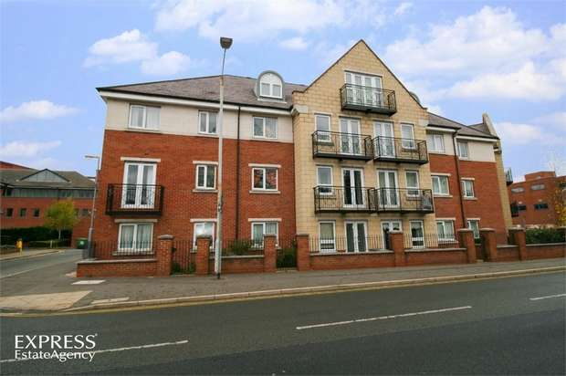 3 Bedrooms Flat for sale in Coach House Court, Loughborough, Leicestershire