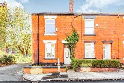 3 Bedrooms End Of Terrace House for sale in Miller Street, Heywood, Greater Manchester, OL10