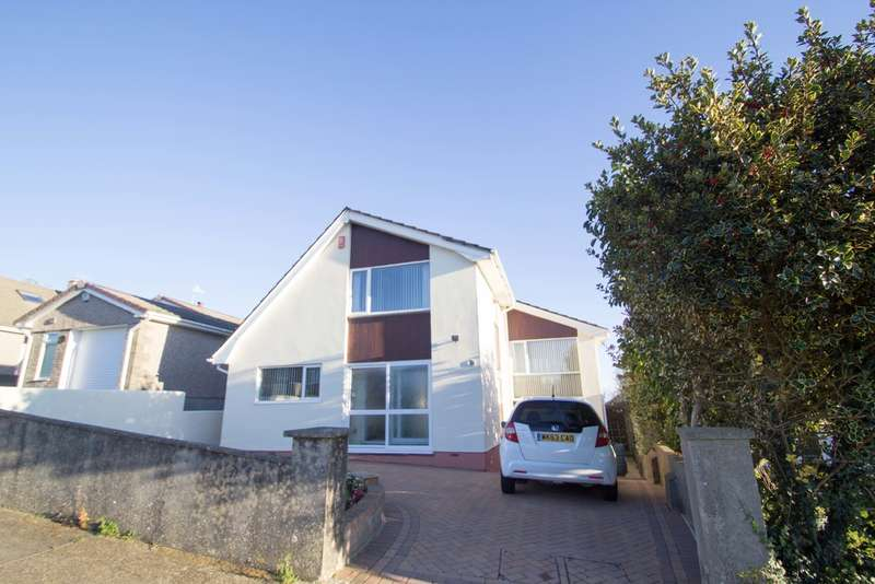 3 Bedrooms Detached House for sale in Eggbuckland, Plymouth
