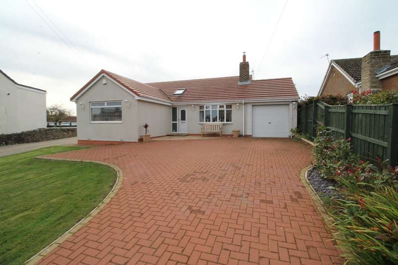 3 Bedrooms Detached Bungalow for sale in Front Street South, Trimdon