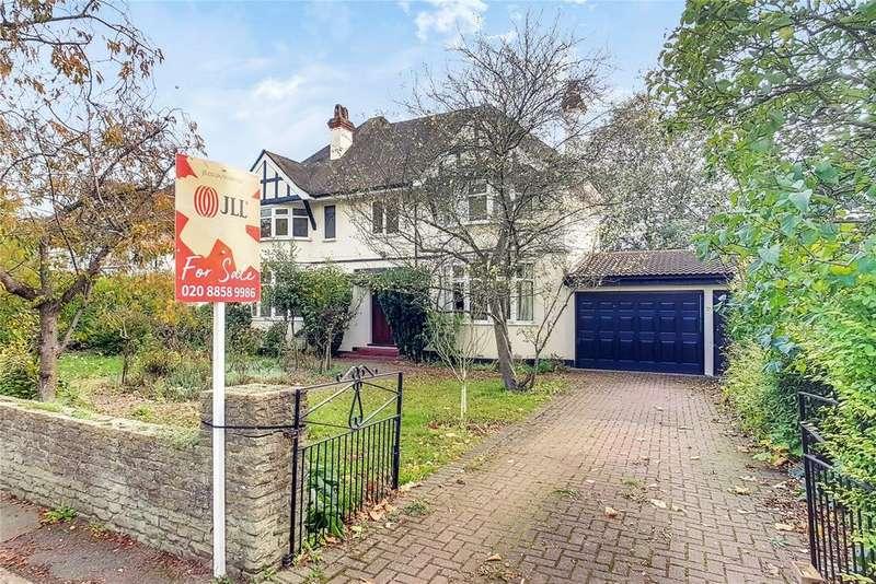 5 Bedrooms Detached House for sale in Hervey Road, Blackheath, London, SE3