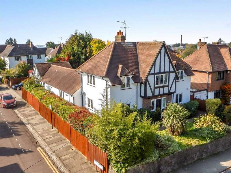 6 Bedrooms Detached House for sale in Townsend Drive, St. Albans, Hertfordshire