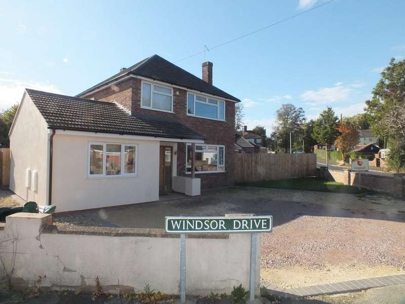 3 Bedrooms Detached House for sale in Windsor Drive, Spalding