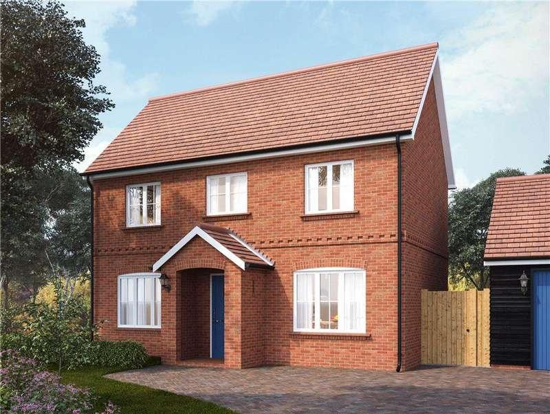 4 Bedrooms Detached House for sale in Hamlet Grove, Longwick, Buckinghamshire
