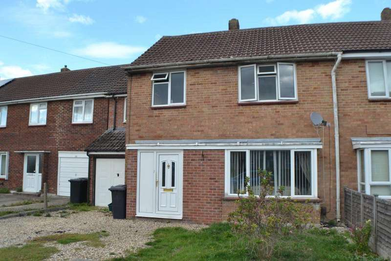5 Bedrooms Semi Detached House for sale in Longcroft Road Thatcham