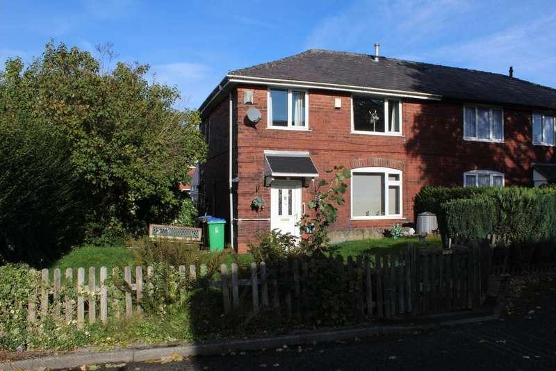 3 Bedrooms Semi Detached House for sale in Langton Terrace, Sudden, Rochdale