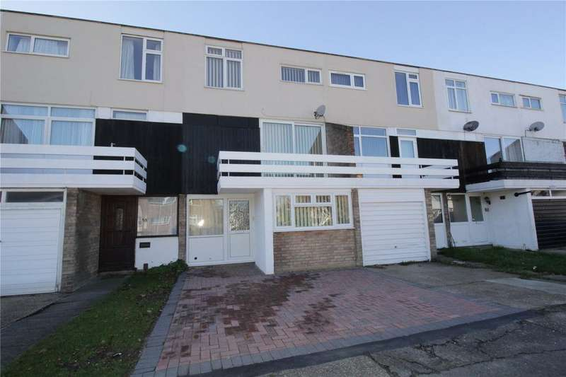 5 Bedrooms Terraced House for sale in Mynchens, Basildon, Essex, SS15