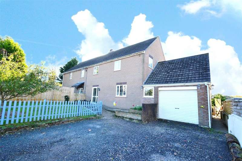 3 Bedrooms Semi Detached House for sale in Tredethy Road, Helland