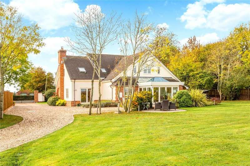 4 Bedrooms Detached House for sale in Elmstone Hardwicke, Cheltenham, Gloucestershire, GL51