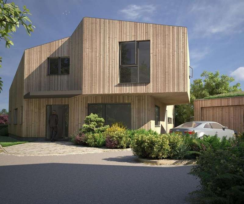 4 Bedrooms Detached House for sale in Plot 1 Willow House, Box Acre, Welford On Avon