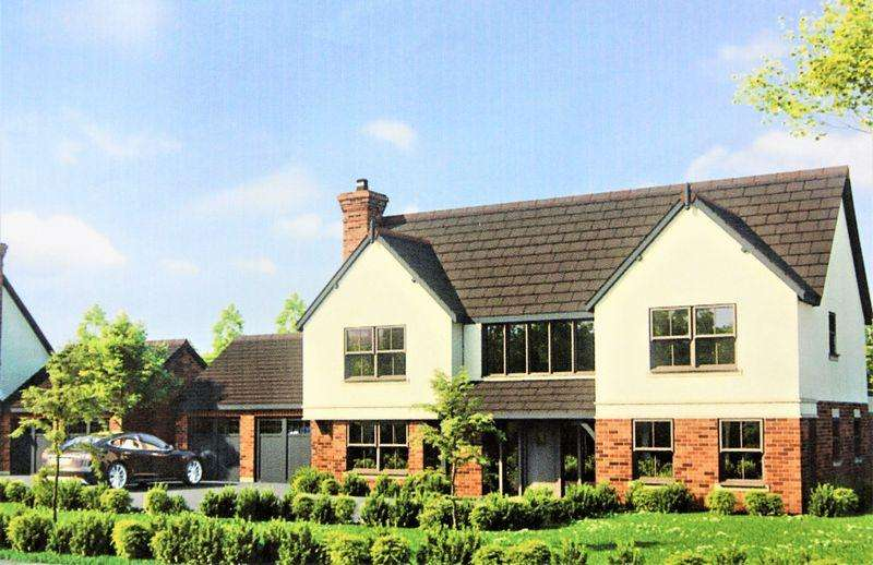5 Bedrooms Detached House for sale in One Of A Kind, New Build Home in Pulloxhill