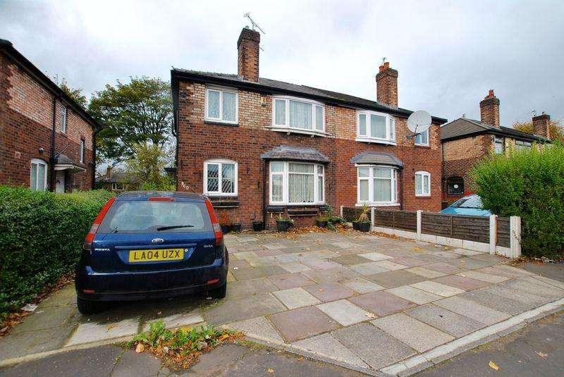 3 Bedrooms Semi Detached House for sale in Kingsway, Burnage, M19 1PW