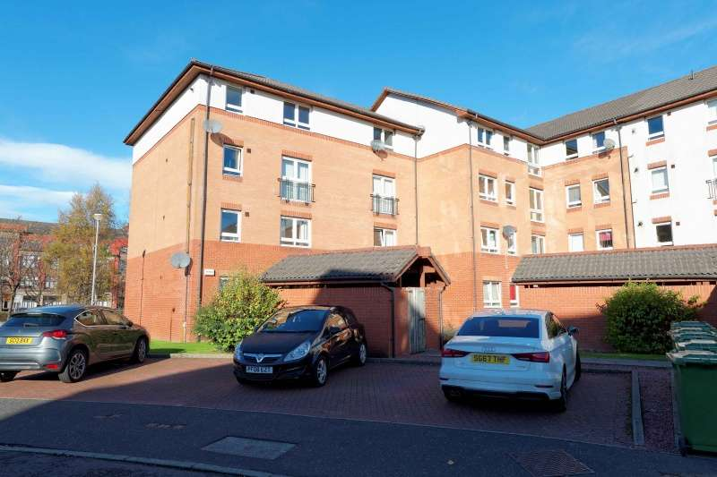 2 Bedrooms Flat for sale in Arcadia Street, Glasgow, G40 1DX