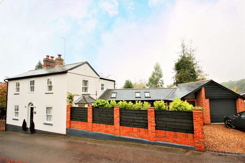 3 Bedrooms Detached House for sale in Chapel Lane, Ampthill, Bedfordshire, MK45